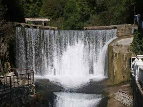 водопад в абхазии новый афон фото